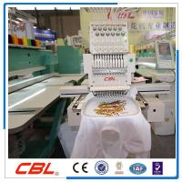 Model:CBL single head 12 needles cap embroidery machine Manufactures