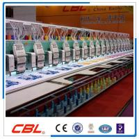 Model:Chenille and Flat Computer Embroidery Machine Manufactures