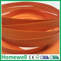PVC Edge Banding 0.5mm formica matt solid color Pvc edging Banding