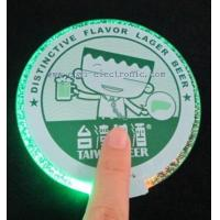 Buy cheap C-02Epai Light Up Coaster-2 LED from wholesalers