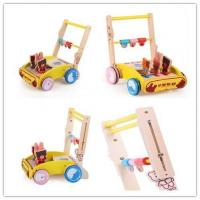 Buy cheap Wooden baby Walker from wholesalers