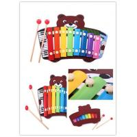 Buy cheap Wooden toy xylophone from wholesalers