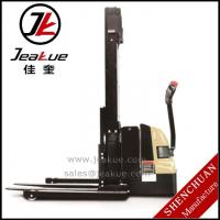 1.2T Staddle full electric stacker Manufactures