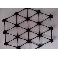 China Triaxial Geogrid with Enhanced Triangular Structure on sale
