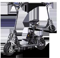 Buy cheap 49X 2-Speed Petrol Scooter (2X) from wholesalers