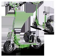 Buy cheap 70X 2-Speed Gas Scooter (2X) from wholesalers