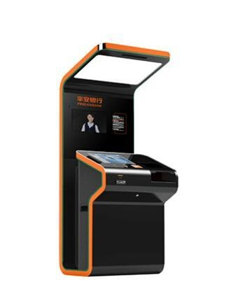 Quality Freestanding Virtual Remote Teller Machine for sale
