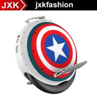 China 14inch One Wheel Self Balancing Electric Scooter LED light Electric Unicycle Scooter on sale