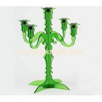Buy cheap Tree shape acrylic candle holders HCK-017 from wholesalers