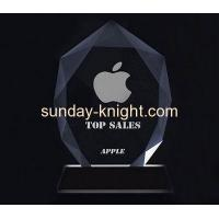 Buy cheap Transparent custom acrylic plaques and trophies ATK-020 from wholesalers