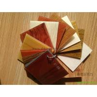 Buy cheap Acrylic Wood grain sheet from wholesalers