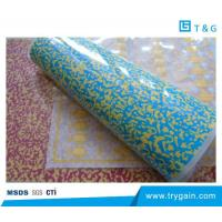 China Flock Transfer Printing