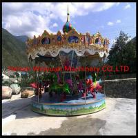 12 seats carousel horses carousel horses for sale Manufactures