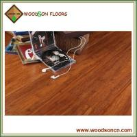China Carbonized Strand Bamboo Flooring on sale