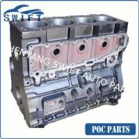 Buy cheap 4BD1 Engine Block FOR Isuzu ELF 3.3D from wholesalers