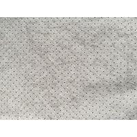 Buy cheap Knitted Fabrics BM1019P-polyester aloba fabric with perforation. from wholesalers