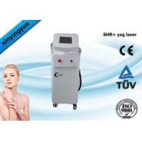 Buy cheap Painless SHR IPL Beauty Machine Q Switched ND Yag Laser Tattoo Removal Machine from wholesalers