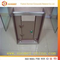 Aluminum Honeycomb Panel for Toilet Partition Manufactures