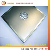 Stainless Steel Wall Panel/ Aluminum Honeycomb Panel Manufactures