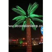 lighted palm trees for outside Manufactures