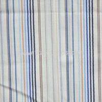 100% cotton yarn dye plain woven shirt fabric with the simple stripe Manufactures