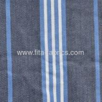 100% cotton yarn dyed check fabric with light weight maily for shirt use Manufactures