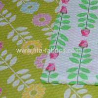 Products 100% cotton Embossed fabric Manufactures