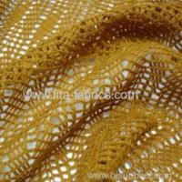 Buy cheap Fancy knit jacquard fabric from wholesalers