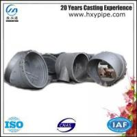 ISO9001 Ductile Iron Pipe Fittings Good Price Manufactures