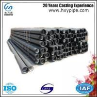 ISO4179 Ductile Iron Irrigation Pipes with Bitumen Coating Manufactures