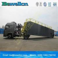 77m3frac tank with wheel for use in the oil industry Manufactures