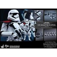 Hot Toys Star Wars The Force Awakens Stormtrooper Officer Action Figure Manufactures
