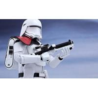 Hot Toys Star Wars The Force Awakens First Order Snowtrooper Officer 1/6 Scale Figures Manufactures
