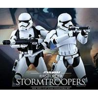 Hot Toys Star Wars the Force Awakens First Order Stormtrooper 2-pack Manufactures