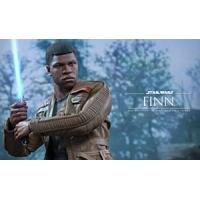 Hot Toys Star Wars the Force Awakens Finn 6th Scale AF Manufactures