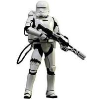 Hot Toys Star Wars The Force Awakens First Order Flametrooper Manufactures