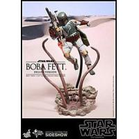 Hot Toys Star Wars Deluxe Boba Fett Manufactures