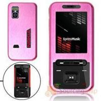 Hard Aluminume Case Cover for Nokia 5610 XpressMusic Purple Pink Cell Phone Cases Manufactures
