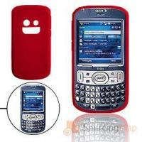 Red Silicone Mobile Phone Case for Palm Treo 800W Silicone Skins Manufactures