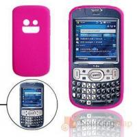 Hot Pink Silicone Mobile Phone Case for Palm Treo 800W Silicone Skins Manufactures