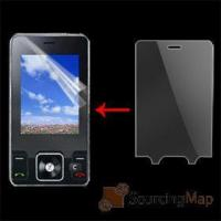 Mobile Cell Phone LCD Screen Guard Shield Protector for LG KC550 Screen Protectors Manufactures