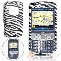 China Hard Plastic Case with Zebra Stripe Pattern for Palm Treo 800W Cell Phone Cases on sale