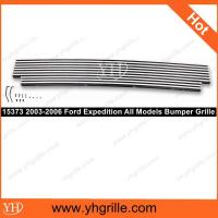2003-2006 Ford Expedition All Models Lower Bumper Aluminum B Manufactures