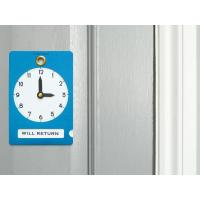 China CARDS Card Clock Sign wholesale