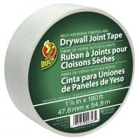 Duck Brand Self-Adhesive Fiberglass Drywall Joint Tape, 1.88 in. x 180 ft. Manufactures