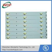 Buy cheap Fab aluminum pcb with IPC, ROHS international standards from wholesalers