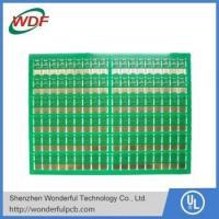Buy cheap 94V0 Single Layer PCB With Gold Plated from wholesalers