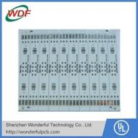 Buy cheap 1 Layer aluminum substrate pcb for led from wholesalers