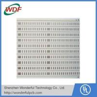 PCB Material Aluminium based material circuit board from China PCB manufacturer Manufactures