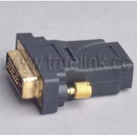 China HDMI adapter Model No.: HDMI AF to DVI on sale